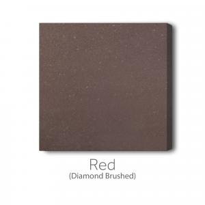 Red Diamond Brushed